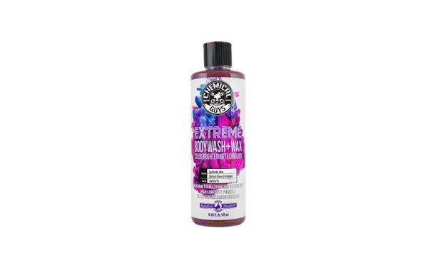 extreme bodywash+wax<br>エクストリーム ボディーウォッシュ+ワックス