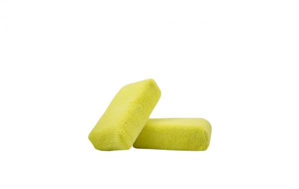 Microfiber Applicator Yellow<br>マイクロファイバーアプリケーターイエロー
