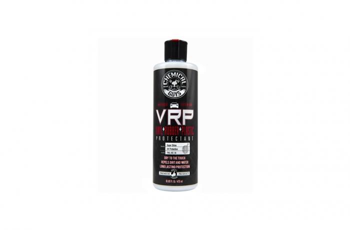 V.R.P VINYL+RUBBER+PLASTIC PROTECTANT<br>V.R.P ビニール+ラバー+プラスティックプロテクタント
