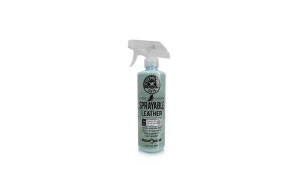 SPRAYABLE LEATHER Cleaner & Conditioner in One<br>スプレブルレザークリーナー&コンディショナーインワン