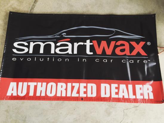 SMARTWAX Banner<br>スマートワックスバナー