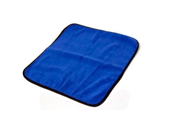 MICROFIBER TOWES BLUE L<br>マイクロファイバータオル ブルー Lサイズ