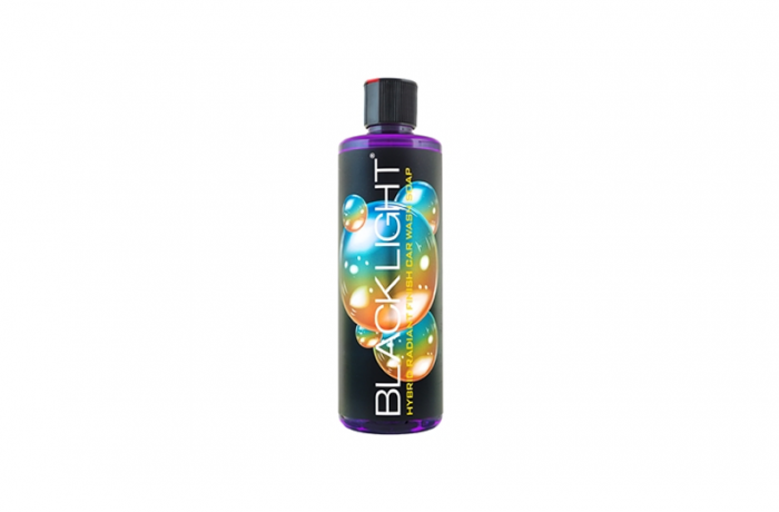 Black Light Car Wash Soap<br>ブラックライトカーウォッシュソープ