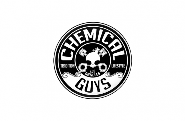 chemicalguys METAL LOGO SIGN<br>ケミカルガイズメタルロゴサイン