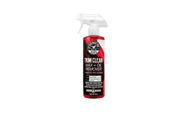 TRIM CLEAN WAX + OIL REMOVER<br>トリムクリーン ワックス+オイル リムーバー