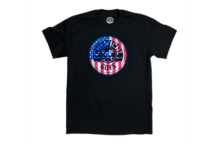 American Flag Tee(M)<br>アメリカ フラッグ Tシャツ
